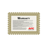 APC Extension - 1 Year Software Support Contract & 1 Year Hardware Warranty (NBRK0450/NBRK0550)