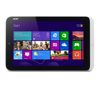 Acer Iconia 810 32GB Argento tablet