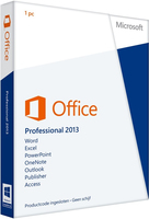 DELL Microsoft Office Professional 2013 Full 1utente(i)