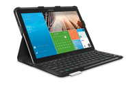 Logitech PRO Bluetooth QWERTZ Tedesco Nero tastiera per dispositivo mobile