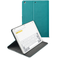 "Cellularline FOLIOIPADMINIRG 7.9"" Custodia a libro Verde custodia per tablet"
