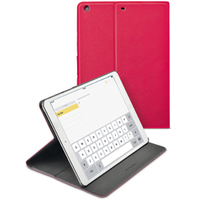 "Cellularline FOLIOIPADMINIRP 7.9"" Custodia a libro Rosso custodia per tablet"