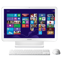 "Samsung ATIV One 5 Style DP515A2G 2GHz A6-5200 21.5"" 1920 x 1080Pixel Touch screen Bianco"