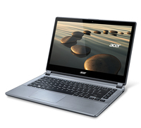 "Acer Aspire 482P-54208G50tii 1.6GHz i5-4200U 14"" 1366 x 768Pixel Touch screen Grigio Computer portatile"