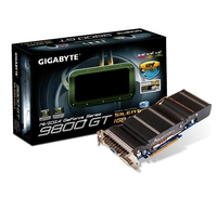 Gigabyte GV-N98TSL-1GI GeForce 9800 GT 1GB GDDR3 scheda video