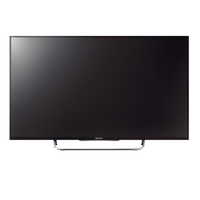 "Sony KDL-50W805B 50"" Full HD Compatibilità 3D Smart TV Wi-Fi Nero LED TV"