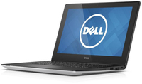 "DELL Inspiron 11 3137 1.7GHz 3556U 11.6"" 1366 x 768Pixel Touch screen Argento Computer portatile"
