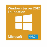 HP Microsoft Windows Server 2012 R2 Foundation ROK E/F/I/G/S SW