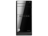 HP 110-225es 2.4GHz G1620T Microtorre Nero PC