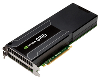 DELL Nvidia GRID K1 GRID K1 16GB GDDR3
