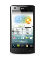 Acer Liquid S1 Duo Doppia SIM 8GB Nero