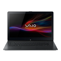 "Sony VAIO SVF15N2X2E 1.6GHz i5-4200U 15.5"" 2880 x 1620Pixel Touch screen Nero Computer portatile"
