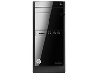 HP 110-203eg 3GHz i3-3240T Microtorre Nero PC
