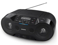 Sony ZS-RS70BT 4.6W Nero radio CD