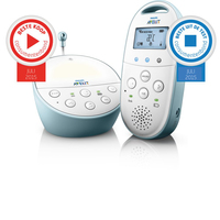 Philips AVENT Audio Monitors Baby Monitor DECT SCD560/00