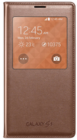 COVER PER SAMSUNG GALAXY S5 G900 S-WIEW EF-CG900BF ROSE GOLD