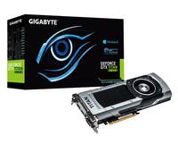 Gigabyte GV-NTITANBLKD5-6GD-B GeForce GTX TITAN 6GB GDDR5 scheda video
