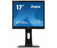 "iiyama ProLite B1780SD-B1 17"" TN Opaco Nero monitor piatto per PC"