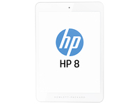 HP 8 1401 16GB Bianco tablet