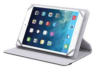 "V7 Custodia-supporto rotante universale per tutti iPad mini & Tablet 7""-8"""