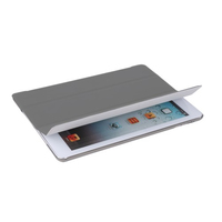 V7 Custodia Folio tripla e ultra-sottile per iPad Air - grigio