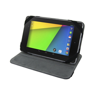 "Ewent EW1602 7.9"" Cover Nero custodia per tablet"