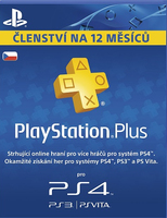 Sony PlayStation Plus Card 365 Day