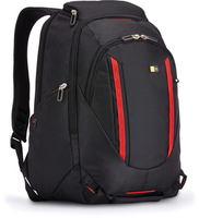 "Case Logic BPEP-115 15.6"" Zaino Nero borsa per notebook"