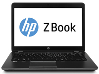 "HP ZBook F0V08ET 1.9GHz i5-4300U 15.6"" 1600 x 900Pixel Nero Workstation mobile notebook/portatile"