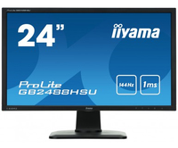 "iiyama ProLite GB2488HSU-B1 24"" Full HD Nero monitor piatto per PC"