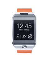 "Samsung Gear 2 1.63"" SAMOLED 68g Metallico smartwatch"