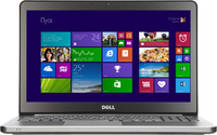 "DELL Inspiron 15 7000 1.8GHz i7-4500U 15.6"" 1366 x 768Pixel Touch screen Argento Computer portatile"