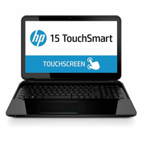 "HP 15-d069wm TouchSmart 2.4GHz i3-3110M 15.6"" 1366 x 768Pixel Touch screen Nero Computer portatile"