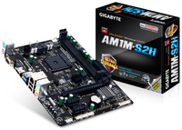 Gigabyte AM1M-S2H Socket AM1 Micro ATX scheda madre