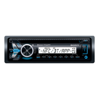 Sony MEX-M70BT 55W Bluetooth Nero autoradio