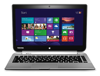 "Toshiba Satellite W30t-A-104 1.5GHz i3-4020Y 13.3"" 1366 x 768Pixel Touch screen Argento Ibrido (2 in 1)"