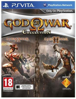 Sony God of War Collection, PS Vita Basic PlayStation Vita Inglese videogioco