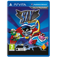 Sony The Sly Trilogy, PS Vita Basic PlayStation Vita Inglese videogioco