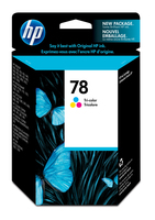 HP 78 Tri-color Original Ink Cartridge cartuccia d