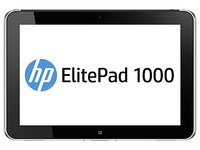HP ElitePad 1000 G2 128GB Argento tablet