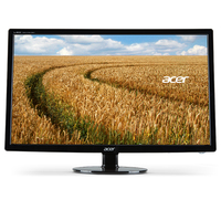 "Acer S271HLbid 27"" HD TN+Film Nero monitor piatto per PC"