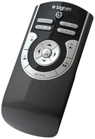 Bigben Interactive Blu-Ray Remote IR Wireless Pulsanti Nero telecomando