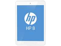 HP 8 1401sn 16GB Bianco tablet