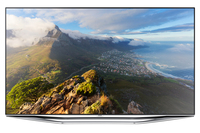 "Samsung UE60H7000SL 60"" Full HD Compatibilità 3D Smart TV Wi-Fi Nero, Argento LED TV"