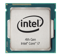 Intel Core ® T i7-4710MQ Processor (6M Cache, up to 3.50 GHz) 2.5GHz 6MB Cache intelligente processore