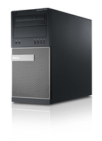 DELL OptiPlex 7010 MT 3.2GHz i5-3470 Mini Tower Nero, Argento PC