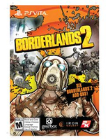 Sony Borderlands 2, PS Vita Base + supplemento PlayStation Vita Inglese videogioco