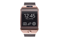 "Samsung Gear 2 1.63"" SAMOLED 68g Oro smartwatch"