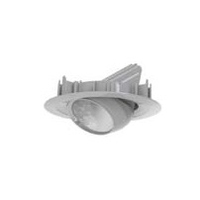 Toshiba NEOACCENT Extractable Interno Recessed lighting spot 22W Argento