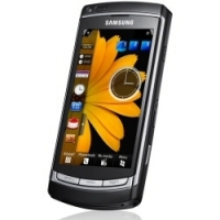 Samsung I8910 HD black Nero